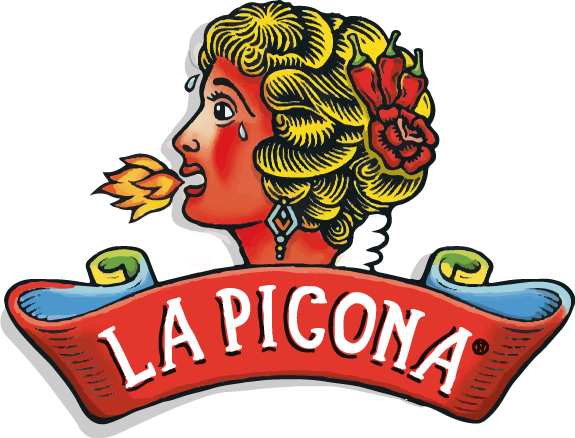 Logo La Picona Salsa Brava